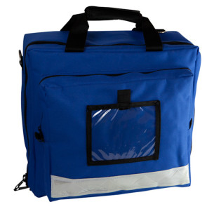 Nylon Medical/Sports Bag, Royal Blue