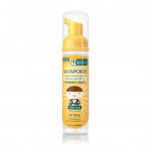Neosporin® Wound Cleansing Foam for Kids 2.3 Oz.