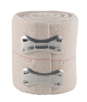 "Conco 2"" x 5 Yds Latex-Free Cotton Elastic Bandage"