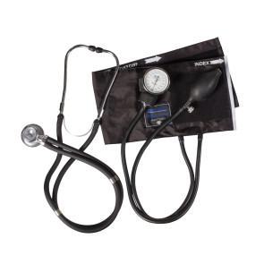 Match Mates Stethoscope Combination Kit, Black