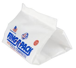 "Reusable Therma-Kool Finger Cold/Hot Pack (4"" x 4.5"")"