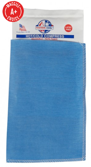 "Therma-Kool  4"" x 7"" Ice Pack Cover"