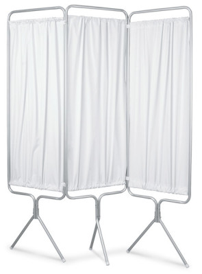 3 Panel Screen (No Casters)