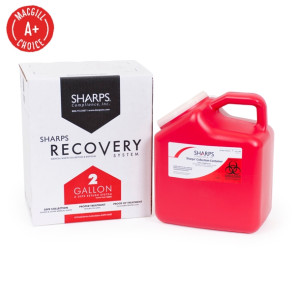 2 Gallon Sharps® Disposal By Mail System™
