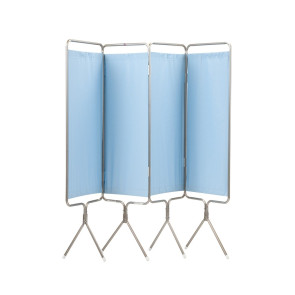 4 Panel Screen (No Casters)