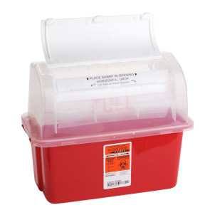 Sharps-A-Gator 5 Quart Container