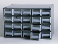 28-Drawer Modular Cabinet