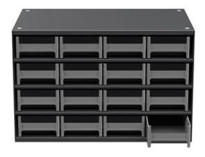 16-Drawer Modular Cabinet