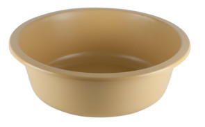 Wash Basin, 4 Quart, Polypropylene Hospital Ware