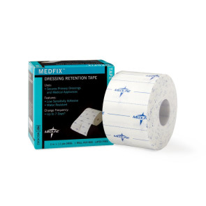 "Medline® MedFix™ Dressing Retention Tape, 2"" x 11 yds"