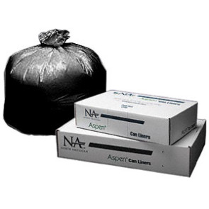 Trash Bags, 13 Gallon, 50 Bags/Roll