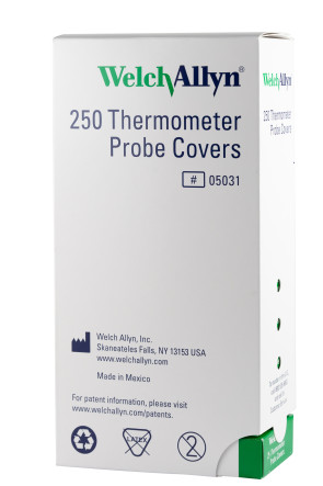 SureTemp® Probe Covers, 250/Box