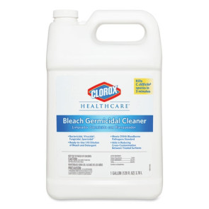 Clorox Healthcare® Germicidal Cleaner, 128 Oz Refill