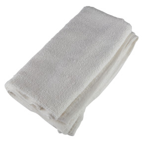 "20"" x 40"" Bath Towel, White"