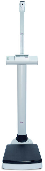 Seca High Capacity Digital Column Scale with BMI Function