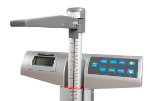 Repl. Height Rod for Healthometer® Scale #50012