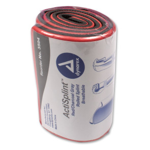 "Economy Flexible Foam Padded Splint, 36"" x 4"""