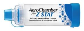 AeroChamber® Plus Z STAT® Valved Holding Chamber, Standard
