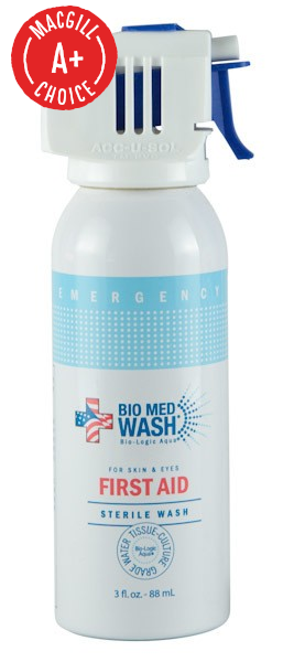 Bio Med Wash® Sterile Wash, 3 Oz Can