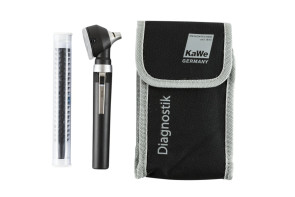 LED Piccolight® Pocket Otoscope, Black