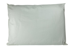 "Fluid Resistant Pillow, White, 18"" x 24"""