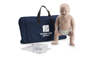 Prestan Infant Manikin with CPR Rate Monitor