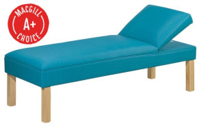 Justin Recovery Couch with Hardwood Legs
