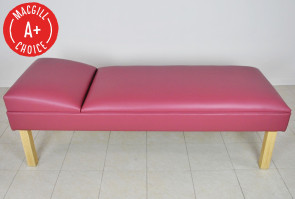 Lindsay Recovery Couch with Hardwood Legs