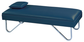 Bradley Recovery Couch with Steel Legs