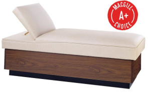 [$] Justin Recovery Couch with Base, No Drawers