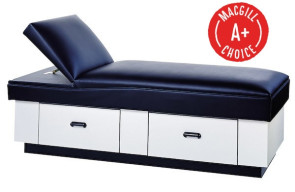 [$] Justin Recovery Couch with Base, 2 Drawers