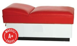 [$] Lindsay Preschool Recovery Couch with Base, No Drawer