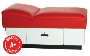 [$] Lindsay Preschool Recovery Couch with Base, 1 Drawer