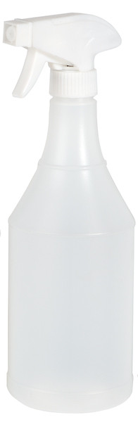 24 Oz Utility Spray Bottle, Adjustable Trigger