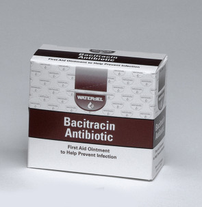 Bacitracin Ointment Foil Packs, 25 Per Box