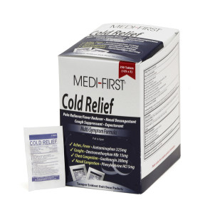 Non-Pseudo Cold Relief, 250/Box