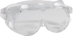 Goggles with Elastic Head Band