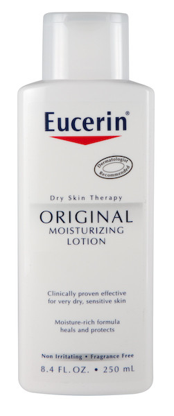 Eucerin Original Moisturizing Lotion, 8.4 Oz Bottle