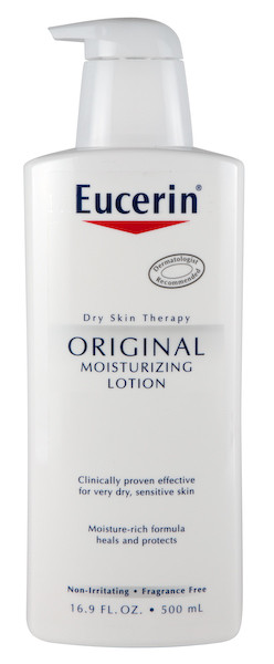 Eucerin Original Moisturizing Lotion, 16.9 Oz Bottle