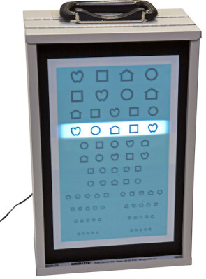 Good-Lite®  Basic Insta-Line Quantum™ Screening Cabinet