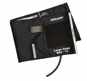 ADC One-Tube Cuff, Large Adult, Black