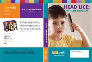 Head Lice: An Itchy Problem, DVD