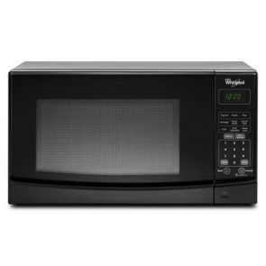 Black 0.7 Cu. Ft. Countertop Microwave