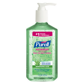 Purell® Advanced Hand Sanitizer Aloe Gel 12 oz.