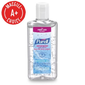 Purell® Advanced Hand Sanitizer Gel, 4 Oz.