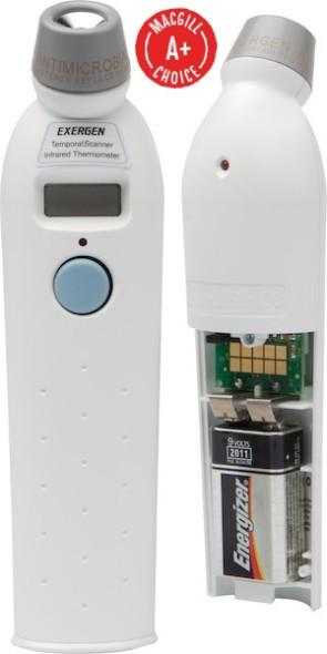 Exergen TemporalScanner™ Thermometer