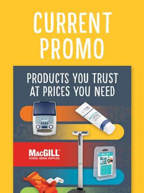 MacGill Current Promo
