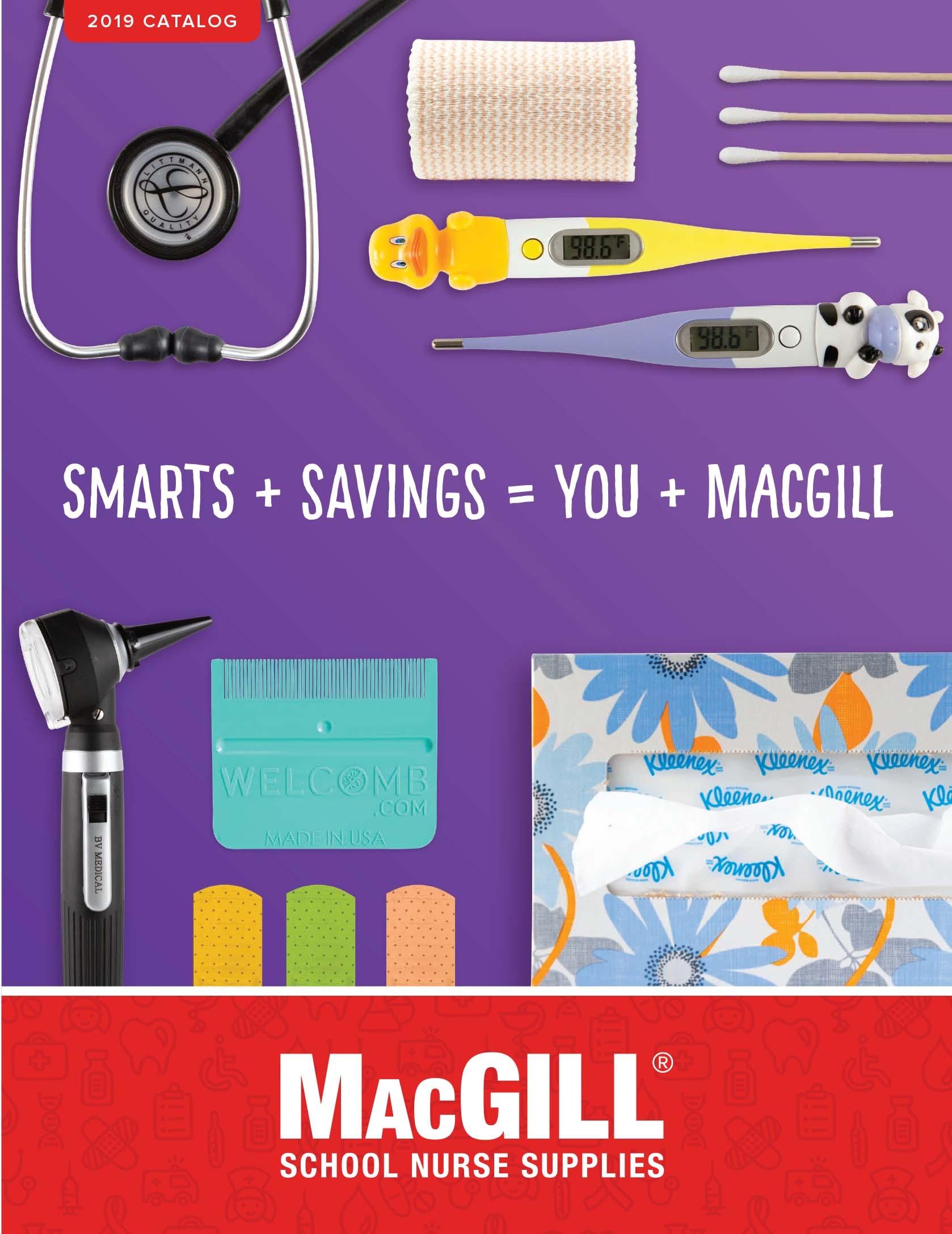 2019 MacGill Catalog