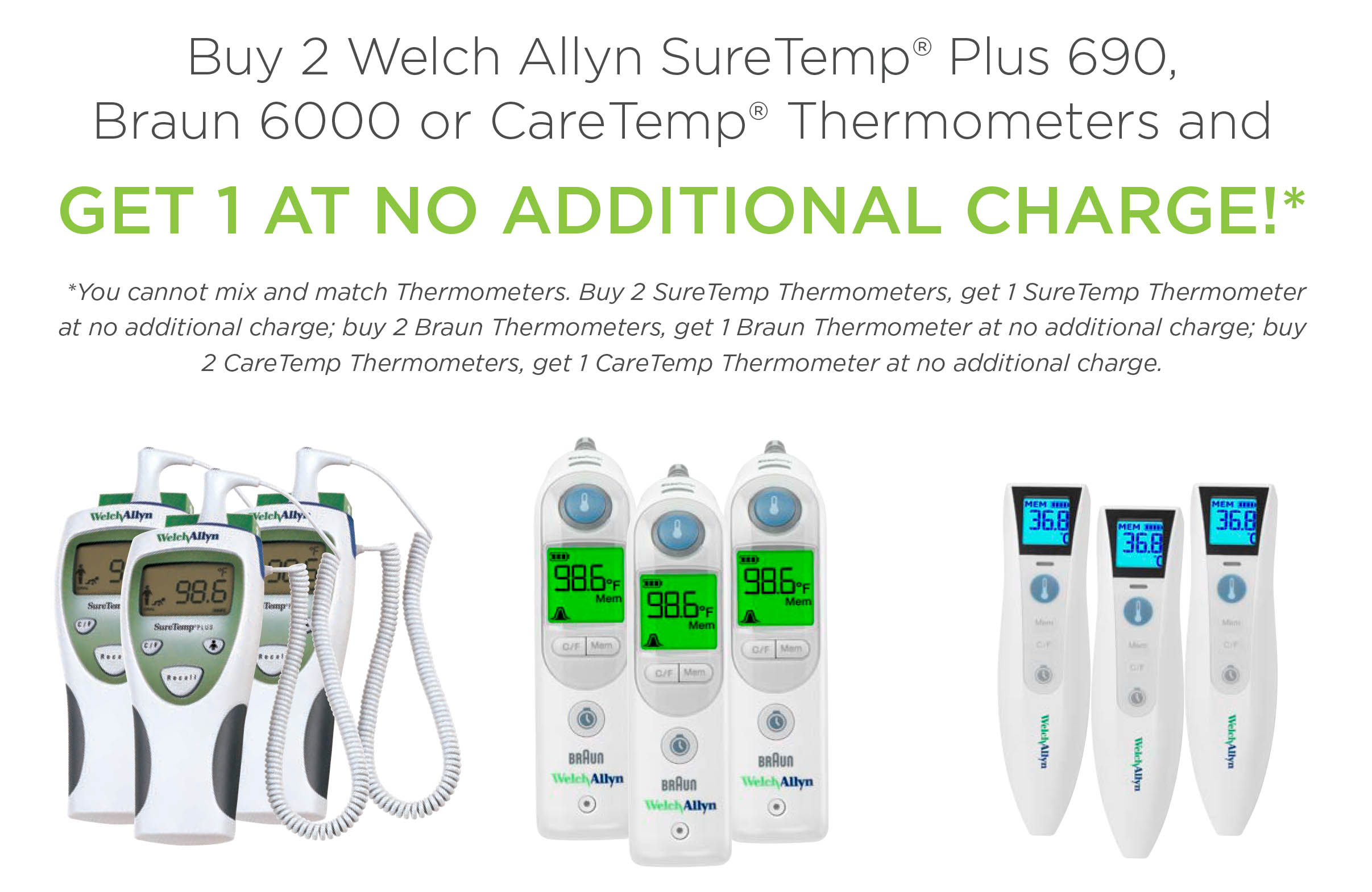Welch Allyn Promo 2018