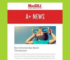 MacGill Current eblast